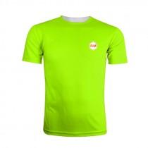 R-M Herren Funktions-Shirt Neon