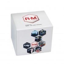R-M Hardcover-Haftnotizwürfel