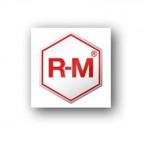 R-M Aufkleber - 30 cm x 26 cm