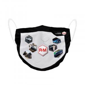 R-M Mikrofaser Gesichtsmaske