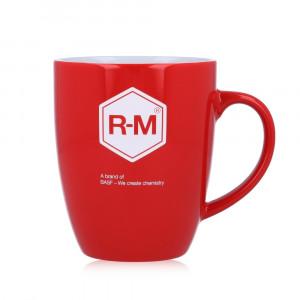 R-M Porzellanbecher